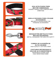 Dog Leash 120 cm - Padded...
